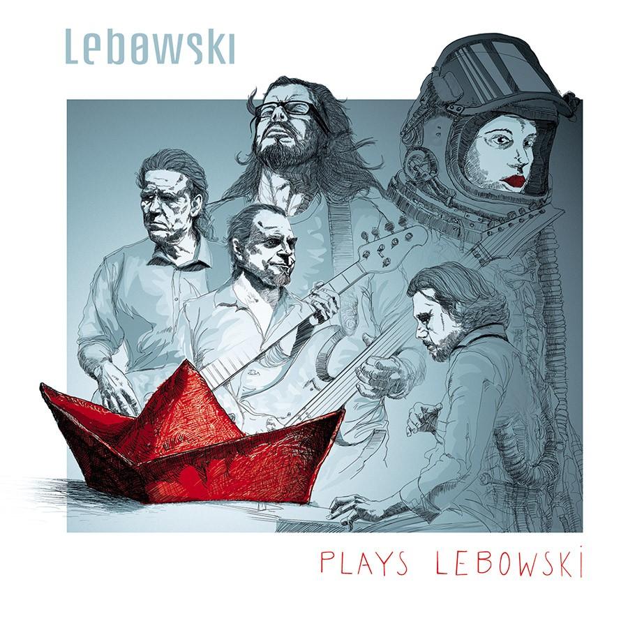 Lebowski plays Lebowski - Okładka