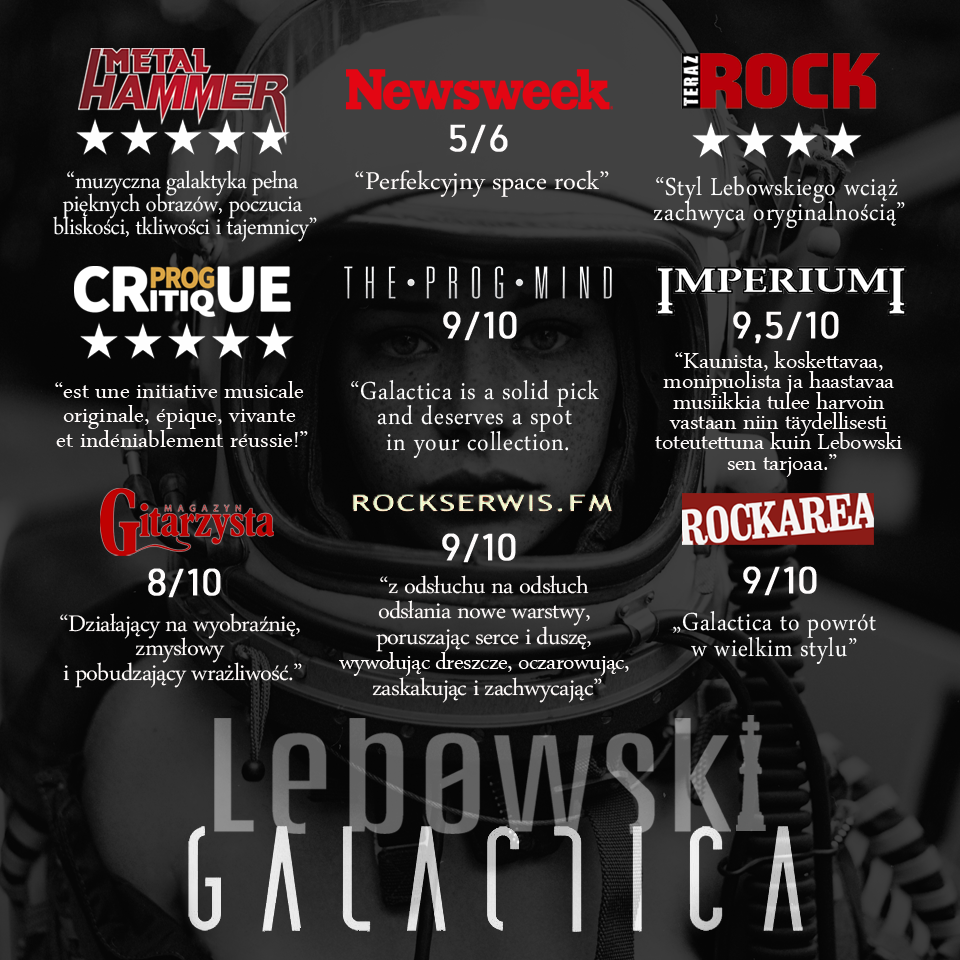 Lebowski Galactica reviews