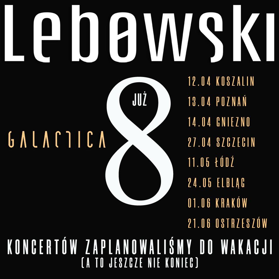 lebowski reklama koncert