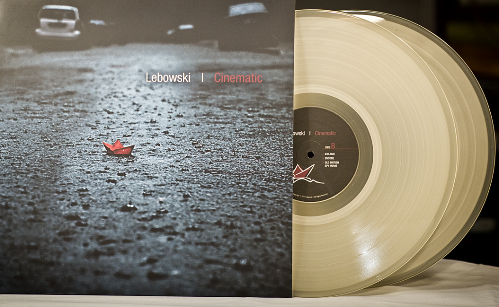 Lebowski Cinematic vinyl